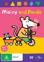 Maisy And Panda on DVD
