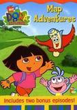 Dora The Explorer - Map Adventures on DVD