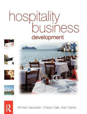 Hospitality Business Development by Ahmed Hassanien image