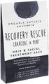 Organik Botanik Splotch Recovery Rescue Hair & Facial Treatment Pack (Charcoal)