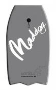 """Maddog: MSP637 Missile - 41"""" Bodyboard (Grey)"""