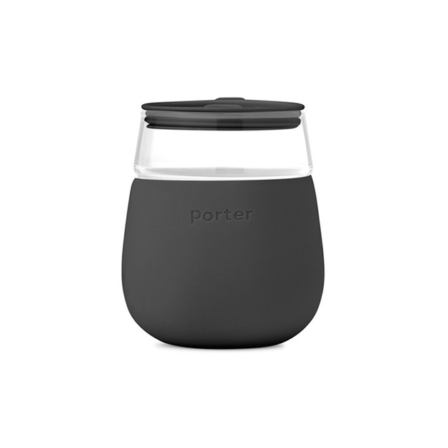 W&P Design: Porter Glass - Charcoal
