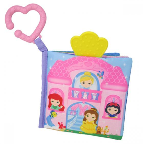 Disney Baby: Disney Princess Soft Book