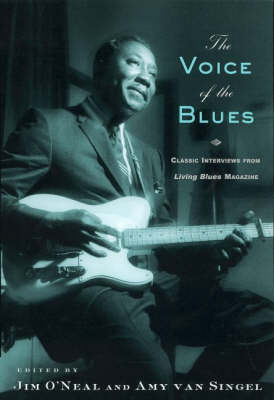 The Voice of the Blues by Jim O'Neal image