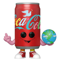Ad Icons: Coca Cola (Hilltop Anniversary) - Pop! Vinyl Figure