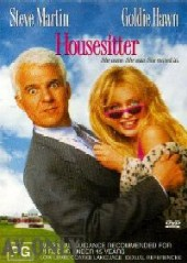 Housesitter on DVD