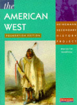 American West: Foundation by Marjorie Godfrey image