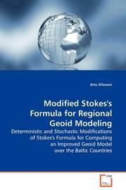 Modified Stokes's Formula for Regional Geoid Modeling by Artu Ellmann image