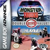Monster Truck/Quad Racer Double Pack for GBA
