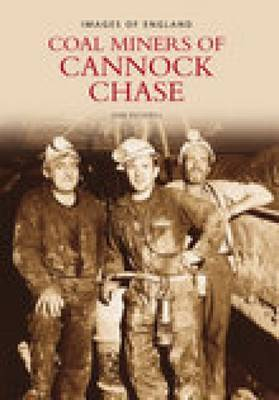 Miners of Cannock Chase by June Pickerill image