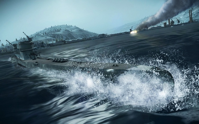 Silent Hunter 5: Battle of the Atlantic Collector's Edition for PC Games image
