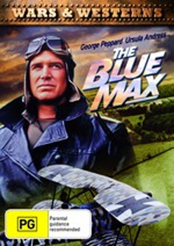 The Blue Max on DVD image