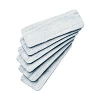 Quartet Magnetic Whiteboard Eraser Refills - Box of 6
