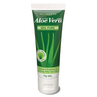 John Plunket 99% Pure Aloe Vera Cooling Gel (75ml)