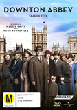 Downton Abbey - Season 5 DVD