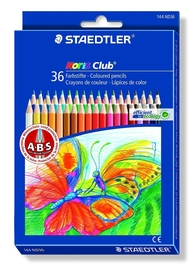 Staedtler - Noris Club Coloured Pencils - Pack of 36