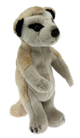 Antics - Wild Mini Meerkat - 12cm