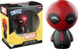 Marvel: Deadpool (Black Suit) Dorbz Vinyl Figure