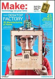 Make: Technology on Your Time Volume 21 by Mark Frauenfelder image