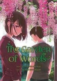 The Garden Of Words by Makoto Shinkai