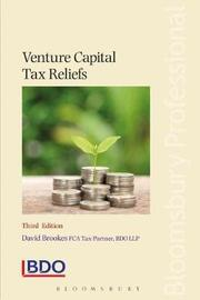 Venture Capital Tax Reliefs by David Brookes