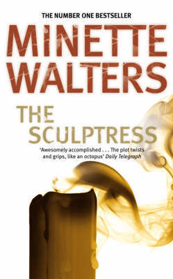 The Sculptress by Minette Walters image