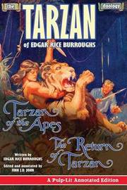 The Tarzan Duology of Edgar Rice Burroughs by Edgar , Rice Burroughs