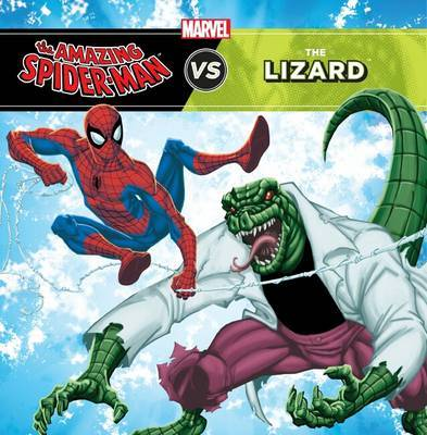 Amazing Spider-Man vs Lizard by Clarissa,S Wong