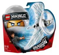 LEGO Ninjago: Zane Dragon Master (70648)