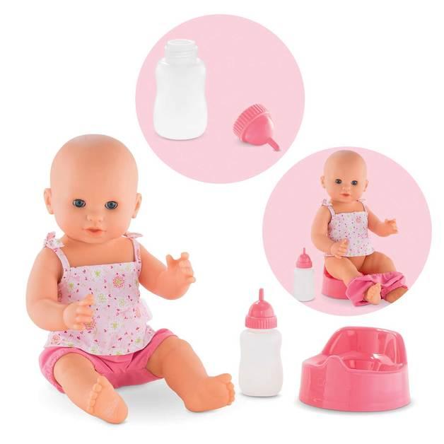 Corolle: Emma Drink & Wet - Baby Doll