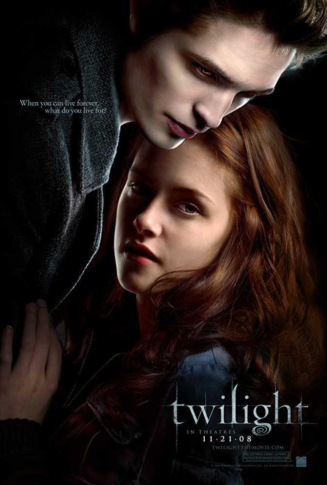 Twilight on UHD Blu-ray image