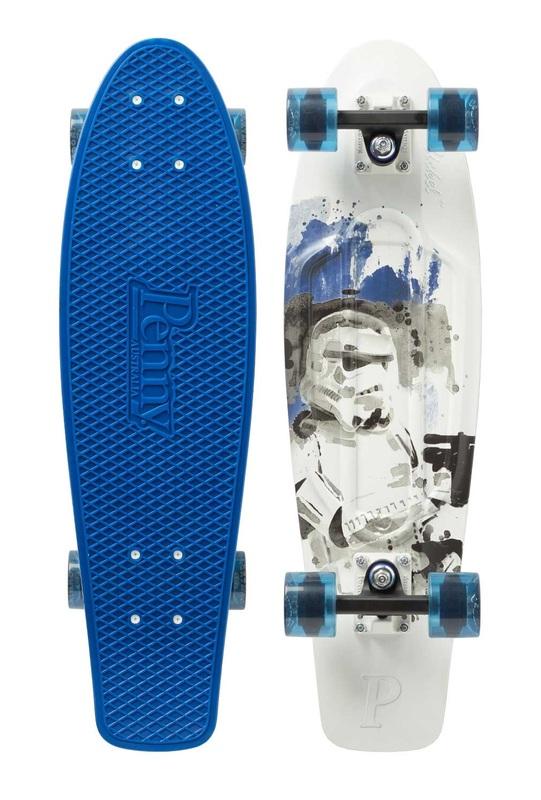 """Penny: Star Wars Skateboard - Stormtrooper (27"""")"""