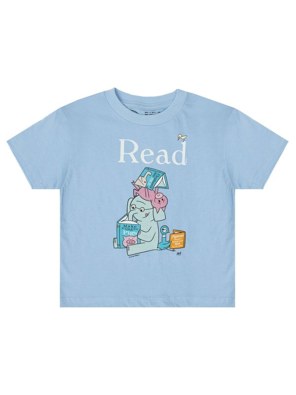 Out of Print: Elephant and Piggie Read Childrens Tee - 6/7 yrs
