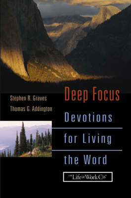 Deep Focus by S.R Graves image