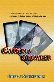 Cats in a Chowder by Fred, J. Schneider image