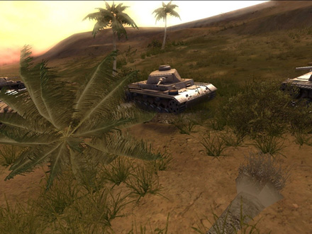 Dunes of War for PC Games image