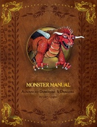 Dungeons & Dragons: 1st Edition Premium Monster Manual