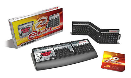 Zboard Gaming Keyboard for