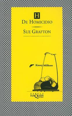 H de Homicidio by Sue Grafton
