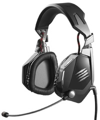 Mad Catz F.R.E.Q. 3 Stereo Gaming Headset for PC Games