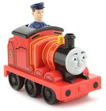 Thomas & Friends Push 'n Go Engine - James