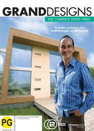 Grand Designs - The Complete Series 3 (2 Disc Set) DVD