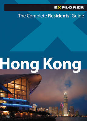 Hong Kong Residents' Guide, 2nd by Explorer Publishing image