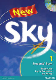New Sky Student's Book 1 by Brian Abbs