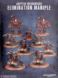 Warhammer 40,000 Adeptus Mechanicus Elimination Maniple
