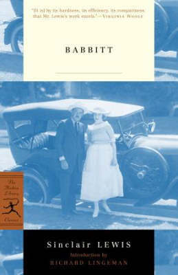 Babbitt by Sinclair Lewis image