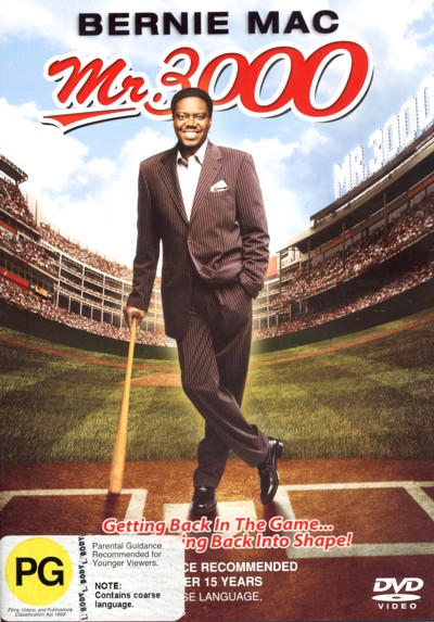 Mr. 3000 on DVD image