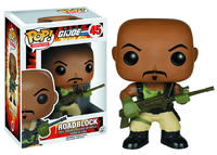 G.I. Joe TV - Roadblock Pop! Vinyl Figure image