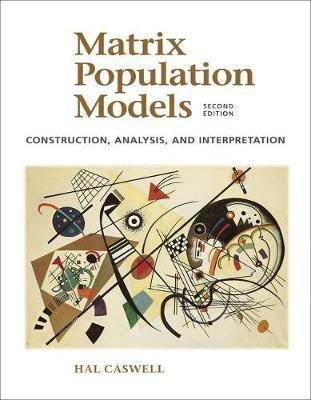 Matrix Population Models by Hal Caswell image