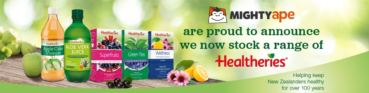 Healtheries now in stock!